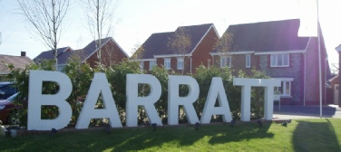 Barratt sales and marketting
