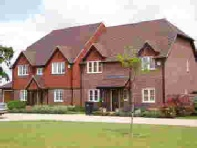 Semi-detached new homes