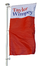 Taylor Wimpey flag