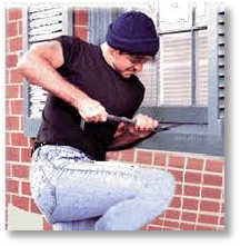Stolen contents? Signs of forced entry required