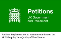 PLEASE SIGN THIS PETITION - NEW HOMES OMBUDSMAN