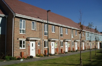 Typical Barratt new homes