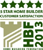Rated 5 Stars - but so are most house builders