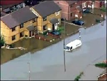 Flooding of new homes