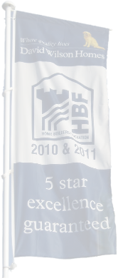 HBF Survey 5 Star rated housebuilder