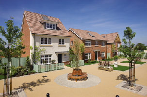 Redrow Homes  Show houses
