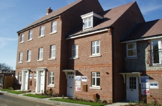 New townhouses