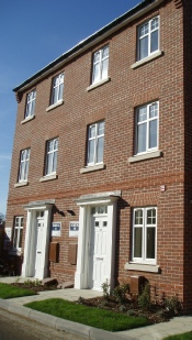 New townhouse