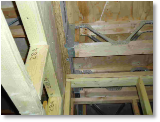 Timber frame alignment problems